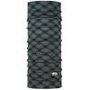 P.A.C. Merino Wool Multifunktionstuch Halsbedekking groen/zwart